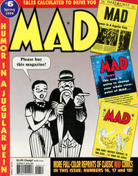 Cover Thumbnail for Tales Calculated to Drive You Mad (EC, 1997 series) #6 [Direct Sales]