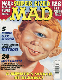 Cover Thumbnail for MAD Special [MAD Super Special] (EC, 1970 series) #138 [Newsstand]
