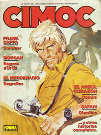 Cover Thumbnail for Cimoc (NORMA Editorial, 1981 series) #86