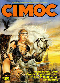 Cover Thumbnail for Cimoc (NORMA Editorial, 1981 series) #88