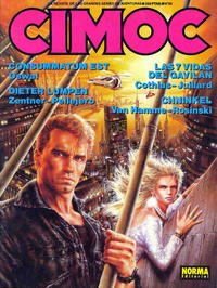 Cover Thumbnail for Cimoc (NORMA Editorial, 1981 series) #95