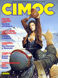 Cover Thumbnail for Cimoc (NORMA Editorial, 1981 series) #97