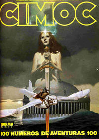 Cover Thumbnail for Cimoc (NORMA Editorial, 1981 series) #100