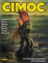 Cover Thumbnail for Cimoc (NORMA Editorial, 1981 series) #114