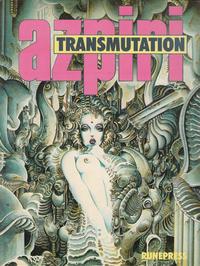 Cover Thumbnail for Transmutation (Interpresse, 1985 series)