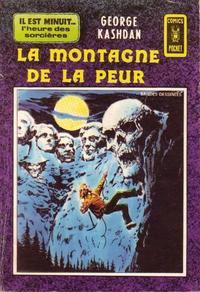 Cover Thumbnail for Il Est Minuit... l'Heure des Sorcières (Arédit-Artima, 1978 series) #16