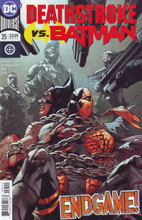 Cover Thumbnail for Deathstroke (DC, 2016 series) #35