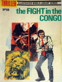 Cover Thumbnail for Thriller Illustrated World Library (World Distributors, 1965 ? series) #68