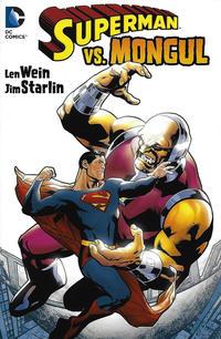 Cover Thumbnail for Superman vs. Mongul (DC, 2013 series)