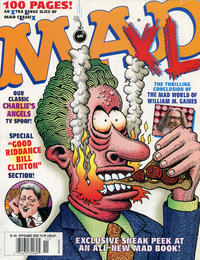 Cover Thumbnail for Mad XL (EC, 2000 series) #6 [Newsstand]