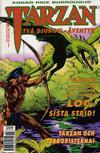 Cover for Tarzan (Semic, 1992 series) #3/1993
