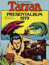 Cover for Tarzan presentalbum (Atlantic Förlags AB, 1978 series) #1979