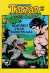 Cover for Tarzan presentalbum (Atlantic Förlags AB, 1978 series) #[1987]