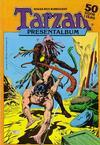 Cover for Tarzan presentalbum (Atlantic Förlags AB, 1978 series) #[1988]
