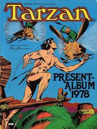 Cover Thumbnail for Tarzan presentalbum (Atlantic Förlags AB, 1978 series) #1978