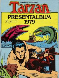 Cover Thumbnail for Tarzan presentalbum (Atlantic Förlags AB, 1978 series) #1979