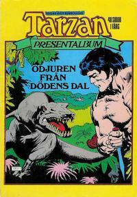 Cover Thumbnail for Tarzan presentalbum (Atlantic Förlags AB, 1978 series) #[1987]