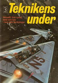 Cover Thumbnail for Teknikens under (Semic, 1976 series) #3