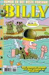 Cover for Billy (Hjemmet / Egmont, 1998 series) #19/2018
