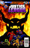 Cover for Justice League Unlimited (DC, 2004 series) #25 [Direct Sales]