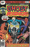 Cover for Ghost Rider (Marvel, 1973 series) #18 [British]