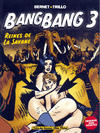 Cover for Bang Bang (Albin Michel, 1998 series) #3