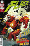 Cover for The Flash (DC, 2016 series) #54 [Dan Mora Cover]