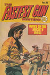 Cover for The Fastest Gun Western (K. G. Murray, 1972 series) #19