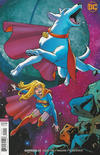 Cover for Supergirl (DC, 2016 series) #22 [Amanda Conner Cover]