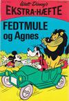 Cover for Walt Disney's ekstra-hæfte (Egmont, 1970 series) #7/1970