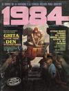 """Cover for 1984 (Toutain Editor, 1978 series) #34 [""""Edición limitada para coleccionistas""""]"""