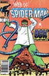 Cover Thumbnail for Web of Spider-Man (1985 series) #5 [Canadian]