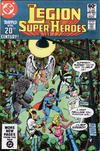 Cover for The Legion of Super-Heroes (DC, 1980 series) #281 [Direct]