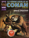 Cover for Super Conan 2ª Edición (Planeta DeAgostini, 1989 series) #10