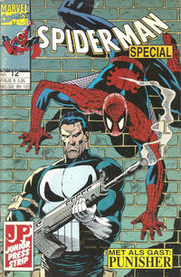 Cover Thumbnail for Spiderman Special (JuniorPress, 1991 series) #12