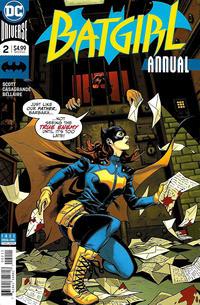 Cover Thumbnail for Batgirl Annual (DC, 2017 series) #2