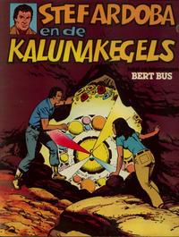 Cover Thumbnail for Stef Ardoba (Oberon, 1976 series) #[1] - En de Kalunakegels