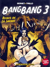 Cover Thumbnail for Bang Bang (Albin Michel, 1998 series) #3