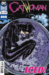 Cover Thumbnail for Catwoman (DC, 2018 series) #3