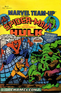 Cover Thumbnail for Marvel Team-Up (Yaffa / Page, 1973 ? series) #9