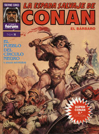 Cover Thumbnail for Super Conan 2ª Edición (Planeta DeAgostini, 1989 series) #11