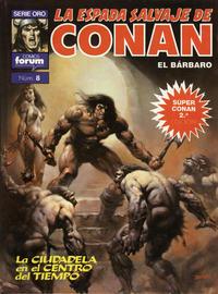Cover Thumbnail for Super Conan 2ª Edición (Planeta DeAgostini, 1989 series) #8