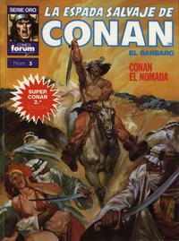 Cover Thumbnail for Super Conan 2ª Edición (Planeta DeAgostini, 1989 series) #5