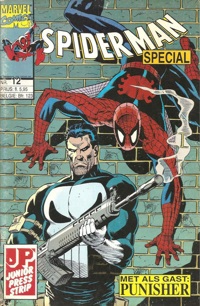 Cover for Spiderman Special (JuniorPress, 1991 series) #12