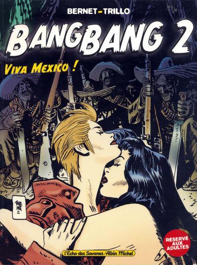 Cover for Bang Bang (Albin Michel, 1998 series) #2