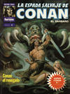 Cover for Super Conan 2ª Edición (Planeta DeAgostini, 1989 series) #4