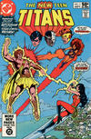 Cover for The New Teen Titans (DC, 1980 series) #11 [Direct]
