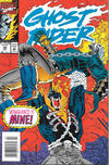 Cover for Ghost Rider (Marvel, 1990 series) #39 [Newsstand]
