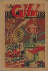 Cover for Gibi (O Globo, 1939 series) #222
