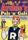 Cover for Archie's Pals 'n' Gals (Archie, 1952 series) #3 [Canadian]